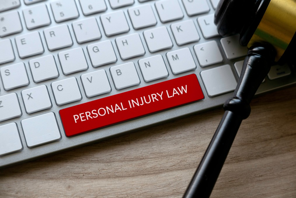 Personal Injury Lawyer - Law Firm